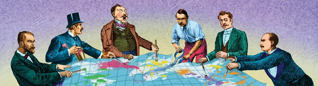 Redrawing the Map  - BBC History Magazine